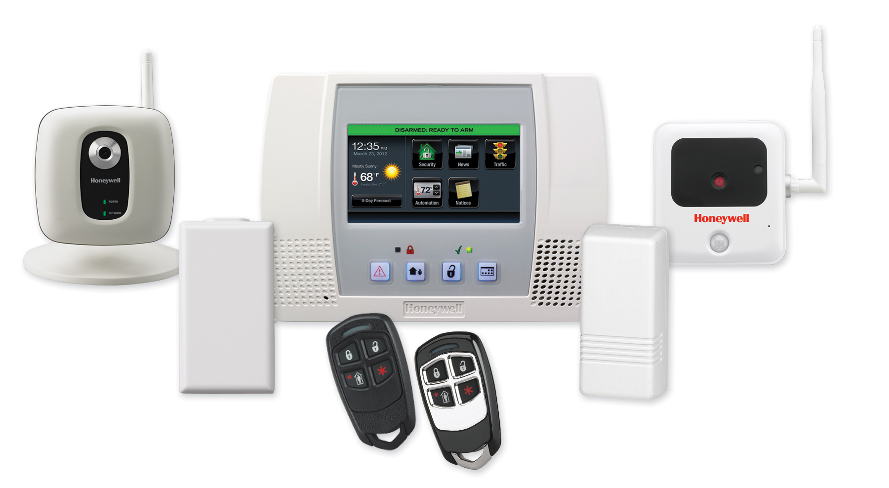 Small Security Systems